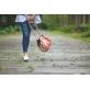 Nuhox Pull-and-Go Shoulder Bag - Gac Fruit