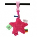 Label Label Stars Trembling Toy - Pink / Fuchsia