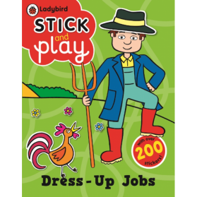 Ladybird Stick and Play: Dress-up Jobs