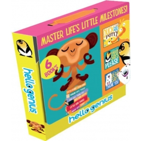 Master Life's Little Milestones (6 Books)