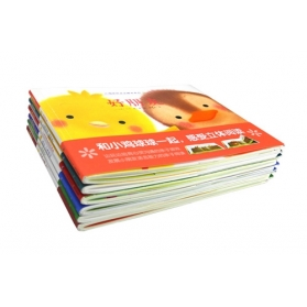 小鸡球球成长绘本系列(全六册)