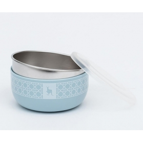 KANGOVOU Snack Bowl - Frosted Blueberry
