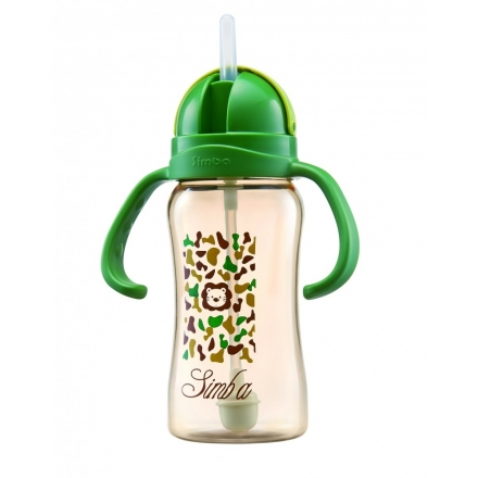 SIMBA PPSU SIPPY CUP 8OZ/240ML - CAMOUFLAGE