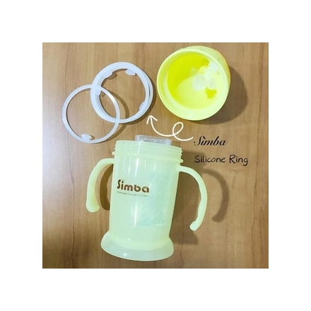 Simba Flip-it straw training cup - Silicone Ring