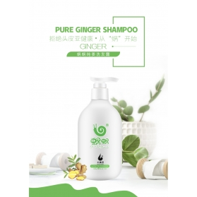 WOWO PURE GINGER HAIR SHAMPOO 300ml