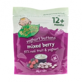 Rafferty's Garden Yoghurt Buttons - Mixed Berry