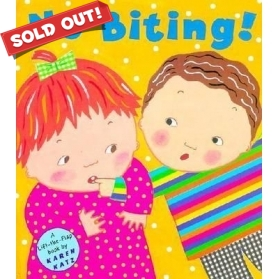 No Biting! Lift-the-Flap Book