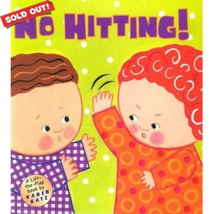 No Hitting! Lift-the-Flap Book
