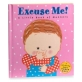 Excuse Me! Lift-the-Flap Book
