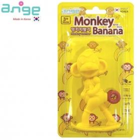 ANGE Monkey Teether