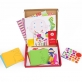 Joan Miro Fun Paper-Cut Art Kit