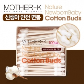 MOTHER-K Safe Cotton Buds (100pcs)