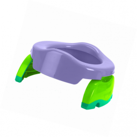 Potette Plus Travel Potty - Purple