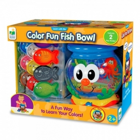The Learning Journey LEARN WITH ME - COLOR FUN FISH BOWL