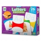 The Learning Journey WRITE & ERASE FLASH CARDS - LETTERS