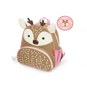 SKIP HOP Little Kid Zoo Backpack - Daisy Deer