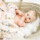 Kidzbee Bello Bamboo Baby Swaddle [3pcs Pack] - flower