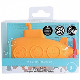 Marcus & Marcus Mold Free Silicone Squirting Bath Toys-SUBMARINE SQUIRT