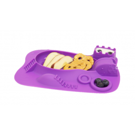 Marcus & Marcus Silicone Amusemat - Purple Willo