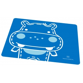 Marcus & Marcus Silicone Placemat - Blue Lucas