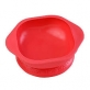 Marcus & Marcus Silicone Suction Learning Bowl - Red Marcus