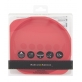 Marcus & Marcus Silicone Suction Plate - Red Marcus