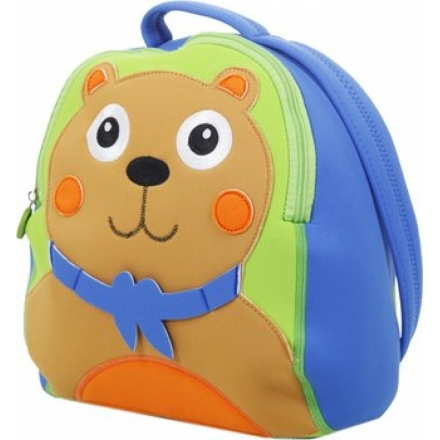 Oops All I Need Soft Backpack – Chocolat au Lait The Bear
