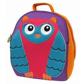 Oops All I Need Soft Backpack – Mr. Wu The Owl