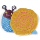 Oops My Nap Friend Comforter Toy - Mushee The Snail