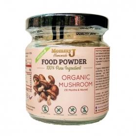 MommyJ Homemade Organic Mushroom Powder 50g