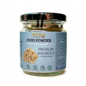 MommyJ Homemade Premium Anchovy Powder 100g [优质江鱼仔粉]