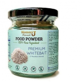 MommyJ Homemade Premium Whitebait Powder 100g [优质银鱼粉]