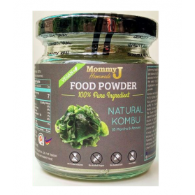 MommyJ Homemade Natural Kombu Powder 40g [天然昆布粉]
