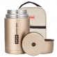 Japan TAFUCO Vacuum Flask Thermal Food Jar 0.75L