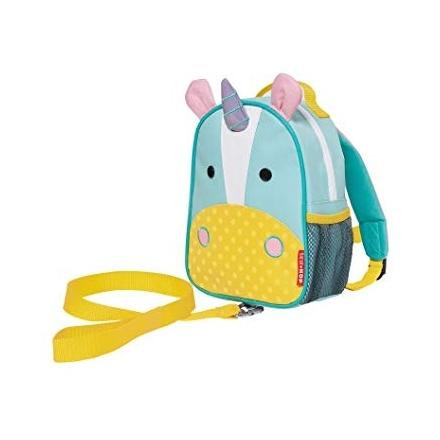 SKIP HOP Zoo Safety Harness Mini Backpack - Unicorn