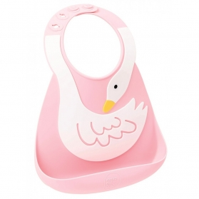 Make My Day Baby Bib - Swan Dive