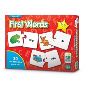 The Learning Journey MATCH IT! - First Words