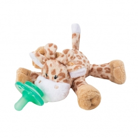 Nookums® Paci-Plushies Buddies Pacifier Holders - Georgie Giraffe