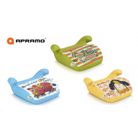APRAMO Artemis Child Booster Car Seat - Cute Animal