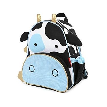 SKIP HOP Zoo Little Kid Backpack - Cow
