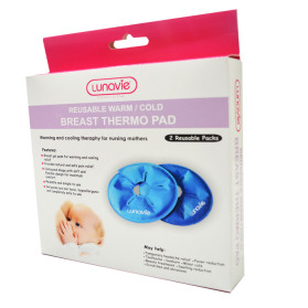 Lunavie Breast Cold & Warm Thermo Pad 2pcs/pack