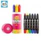 Joan Miro BabyRoo Silky Washable Crayon - 6ct