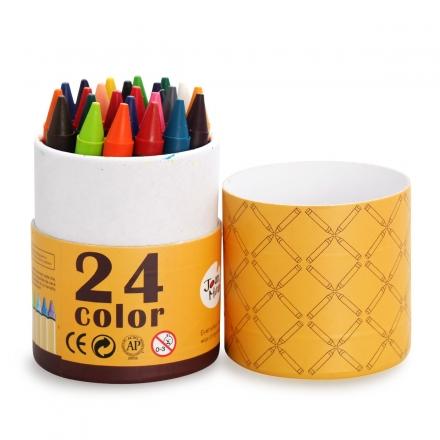 Joan Miro Washable Crayon - 24ct