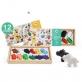 Joan Miro Beewax Crayon (Dinosaurs / Fruits)