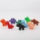 Joan Miro Beewax Crayon (Dinosaurs)
