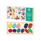 Joan Miro Beewax Crayon (Fruits)