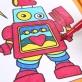 Crayola Washable Bold Fingerpaint - 3 ct.