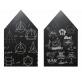 Joan Miro Blackboard Chalkboard Wall Sticker