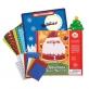 Joan Miro Mosaics Stickers Craft Kit - Christmas Special
