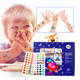 Joan Miro Tattoo & Nail Stickers for Boys